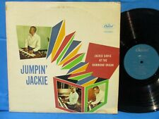 Jackie Davis At The Hammond Organ 'Jumpin' Jackie' LP