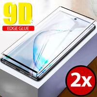 2x 9D Schutzglas SAMSUNG | GALAXY Note 10 PLUS | Glas Folie 9H Schutzfolie GLAS