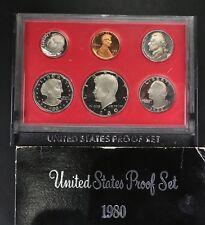 1980 US Proof Set