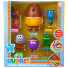 Twist Duggee Head Duggee and Friends Figurine Set Hey Duggee