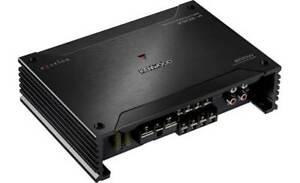 Kenwood X302-4 Excelon X Series 4-Channel Car Amplifier - 50 W RMS x 4