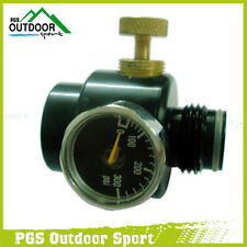 Paintball PCP Co2 & Compress Air Regulator Output 0-200psi