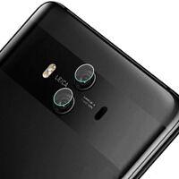 2x Pellicola vetro protezione fotocamera vetrino camera per Huawei Mate 10 Pro