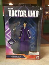 2016 Doctor Who Series 9 MISSY Purple Dress 5.5 Inch Action Figure NEW MOC