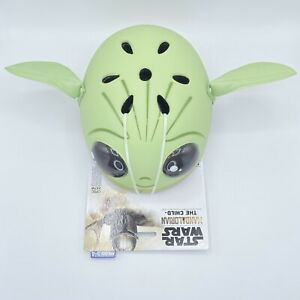 Bell Star Wars The Child Baby Yoda Bicycle Helmet For Kids' 4+ Years Old NEW