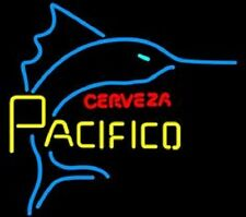 """New Cerveza Pacifico Beer Bar Neon Light Sign 17""""x14"""""""