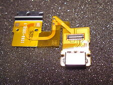 Sony Xperia Tablet Z SGP311 SGP312 SGP321 USB Mini Charging Port Flex Cable Jack