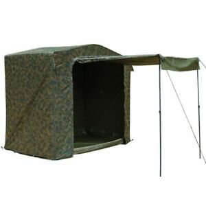 Fox Royale Camo Cook Tent Fishing Shelter CUM279