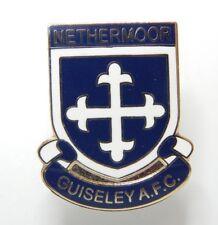 Nethermoor Guiseley Football Club Enamel Badge Non League Football Clubs