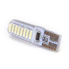 White T10 194 168 W5W 4014 16 LED Silica LED Car License Plate Light Bulb  TB