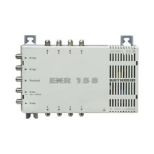 Kathrein EXR 158 Kompaktmultischalter 5 Eingänge 8 Ausgänge Multischalter SAT