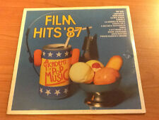 LP ACADEMY OF POP MUSIC FILM HITS '87 NEW COLLEZIONE 8