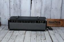 Traynor Vintage 1967 YBA-3 Custom Special Electric Bass Guitar Amplifier Head