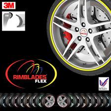 Genuine Design for 2017 Rimblades Flex Alloy Wheel Rim Protectors. Red