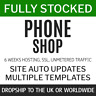 Dropship Mobile phones UK + World | Fully Stocked eCommerce Store 6w service