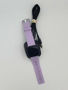 fitbit Versa Light Edition FB415 Small Band Lilac *Free Shipping