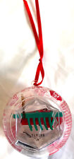 HEXBUG Green Nano Special Christmas Holiday Edition Ornament Sealed in package