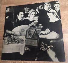 LP Bach Cantate du café Amore traditore Helmeet Reimann Helma Elsner CND 816 *