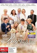 THE BIG WEDDING : NEW DVD