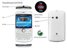 Sony Ericsson TXT CK13i White (Ohne Simlock) Wifi Radio Facebook Twitter YouTube