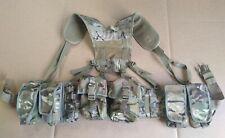 More details for mtp / multicam / btp 8 osprey pouch plce webbing belt kit molle belt yoke