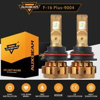 AUXBEAM 9004 LED Headlight Bulbs Kit for Dodge Ram 1500 2500 3500 High/Low Beam