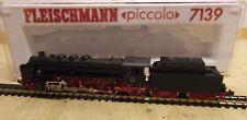 Fleischmann Piccolo N 7139 Locomotora Ténder Br 39 de la DRG Probado en