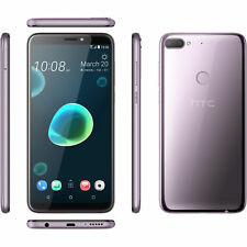 HTC Desire 12+ Smartphone 32 GB 6 Zoll Silver Purple Dual SIM 13MP LTE NEU OVP