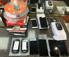 [Lot of 17 Customer Returns] Assorted Mobile Devices Flip Phones Smartphones