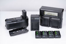 KIT BATTERIE PATONA SONY NP-FW50 + BATTERY GRIP PER SONY A6300 + 2 CHARGERS