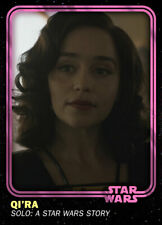 Topps Star Wars Card Trader SWCT 4th Anniversary Base PINK EXCLUSIVE Qira