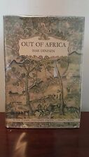 Out of Africa, Isak Dinesen, First Edition/First Printing