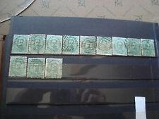 ITALIE - timbre yvert et tellier n° 33 x12 obl (tout etat) stamp italy