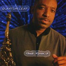 """New listing Donald Harrison, """"Quantum Leap"""" (Cd, Oct-2010)"""