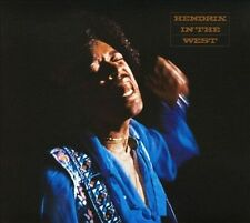 Hendrix in the West  by Jimi Hendrix ** CD ** SEALED