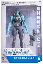 Batman 75 Years Dc Comics Greg Capullo Designer Series Mr Freeze #7