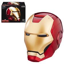 Marvel Legends Iron Man Electronic Helmet B7435 Avengers Cosplay NIB - In Stock