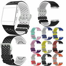 Doppelfaltschließe Uhrenarmbänder aus Silikon