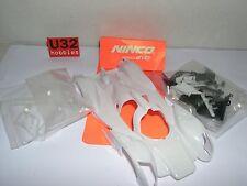 NINCO PRORACE EVO 81804 CARROCERIA COMPLETA AUDI R18 WHITE MB