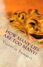 Gaslight Survivor Ser.: How Many Lies Are Too Many? : Spot Liars and Cheaters...