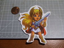 TOON SHE RA Sticker / Decal Skateboard Stickers Actual Pattern NEW GLOSSY