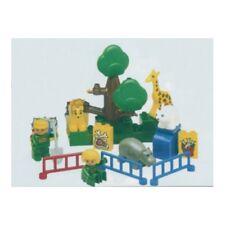 LEGO 1689 - Duplo: Basic Set -  Zoo Babies - 1991 Complete - NO TUB