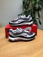 Nike Air Max 98 Solar Red | UK4/ US6.5/ EU37.5 | Brand New Unworn | AH6799-104