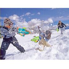 3 en 1 eau ballon snow ball Throw Pistolet Pour Enfants Jouet Jeu Amusant activité extérieur