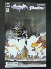 BATMAN/THE SHADOW #6 - DECEMBER 2017 - DC Comic # 2J98