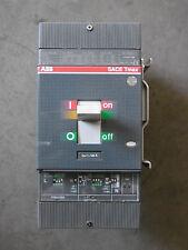 ABB T4H 250 Leistungsschalter Leistungsschutzschalter SACE TMAX 3pol. Neu in OVP