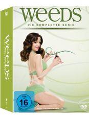Weeds - Die komplette Serie * NEU OVP * 22 DVDs * Komplettbox * Staffel 1-8
