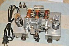 Heathkit G 1 Vacuum Tube Afrf Signal Generator Chassis1948 Pro Serviced