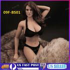 1/6 Sexy Large Bust Suntan Female Seamless Body 12