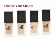 ELF Flawless Finish Foundation Makeup Oil-Free SPF 15 Sunscreen
